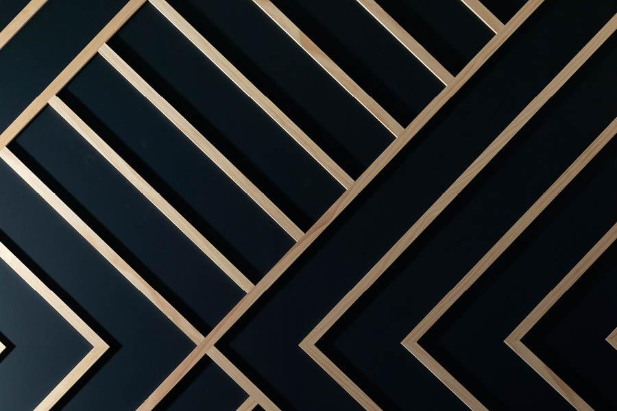 Urban-Geometric-Wall